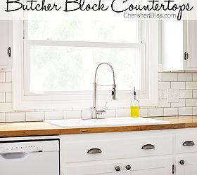 Beau Kitchen Countertops Butcher Block Install, Countertops, Kitchen Design