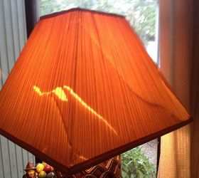 Any thoughts on repairing this lampshade? | Hometalk