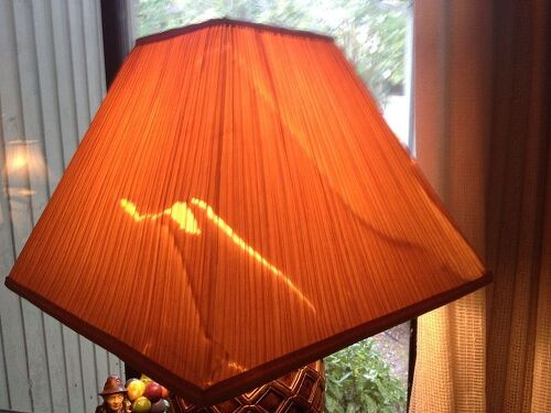 Any thoughts on repairing this lampshade hometalk if this had ribs in it i could figure out how to fix it but it is just a broken plastic shell any thought of how i might repair this aloadofball Images
