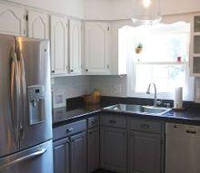 kitchen makeover for under two thousand, diy, home improvement, kitchen cabinets, kitchen design