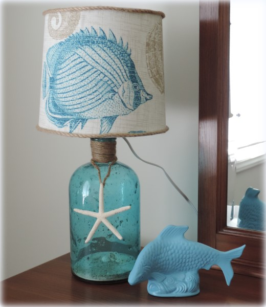 Diy Bottle Lamp Hometalk