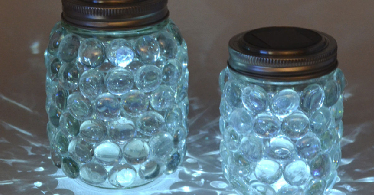 Mason Jar Luminaries Hometalk