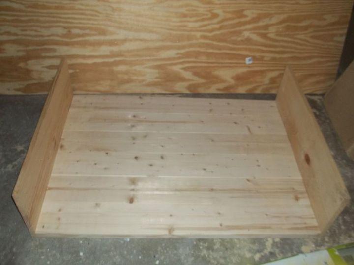 Preferred DIY Large Wooden Dog Bed | Hometalk HU14