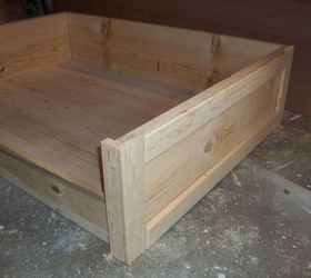 Woodworking Dog Bed Large Wooden, Diy, Painted Furniture, Pets Animals,  Woodworking Projects