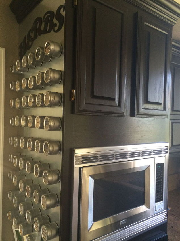 custom herb magnet board 38 00 hometalk