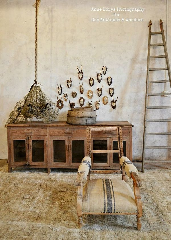 Vintage Antiques Decor Rustic Bedroom Ideas Home Repurposing Upcycling