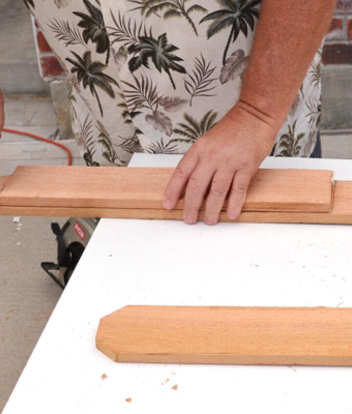 succulent cedar pallet planter, diy, flowers, gardening, pallet, woodworking projects