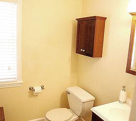Small Bath Redo Makeover Full Bath Contemporary, Bathroom Ideas, Home  Improvement, Small Bathroom