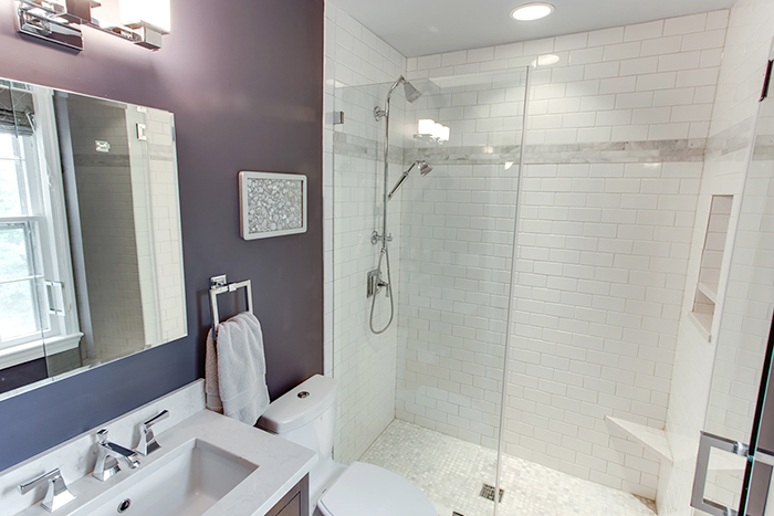 Modern Bathroom Update Before & After | Hometalk