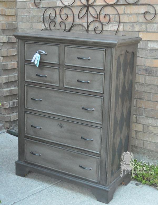 painted furniture masculine dresser makeover, painted furniture - Masculine Dresser Makeover Hometalk