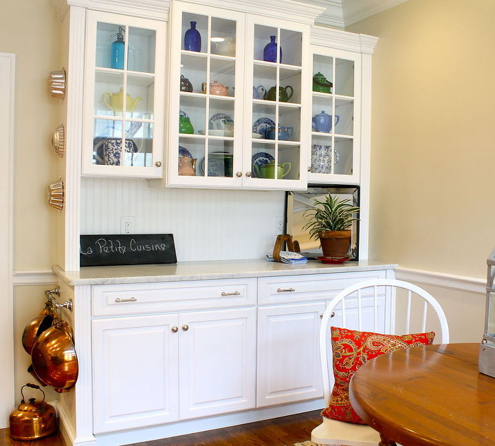 Charming Country Kitchen Decorations With Italian Style: Country Chic Kitchen Tour