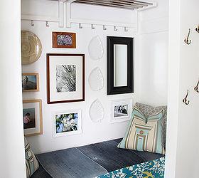 Foyer Bench Ideas Part - 18: Diy Foyer Bench Storage, Closet, Diy, Foyer, Home Decor, Shelving Ideas