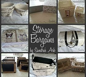 Storage Solutions Containers Baskets Bargains, Organizing, Storage Ideas