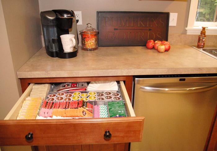 Organized Hot Beverage Station | Hometalk on