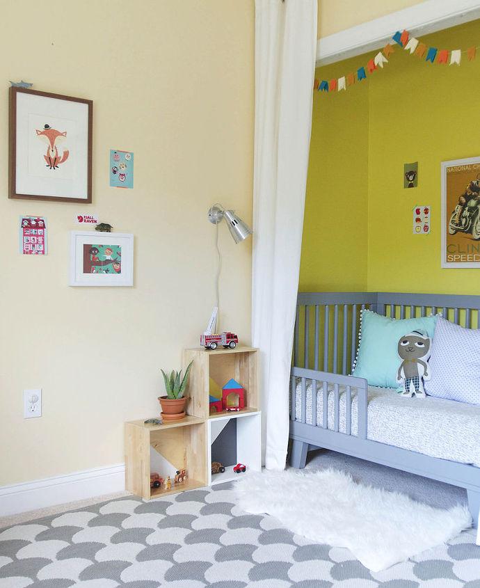 Modern Nursery Ideas: Mid Century Modern Nursery Reveal!