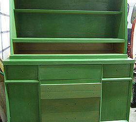 Painted Furniture Dresser John Deere Green, Bedroom Ideas, Painted  Furniture, Repurposing Upcycling
