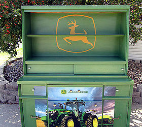 Charming Painted Furniture Dresser John Deere Green, Bedroom Ideas, Painted  Furniture, Repurposing Upcycling