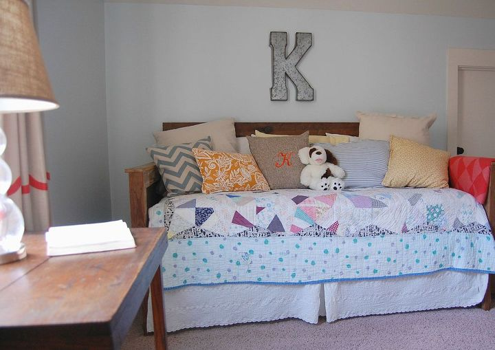 Girls Bedroom Makeover for Under $200 | Hometalk