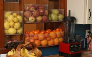 storage ideas produce kitchen baskets, kitchen design, storage ideas