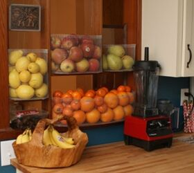 Storage Ideas Produce Kitchen Baskets, Kitchen Design, Storage Ideas