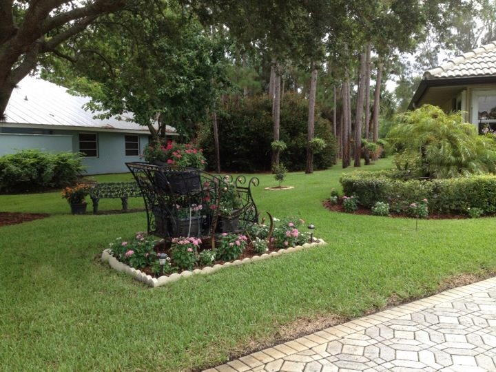 landscaping front yard exterior home transformation, curb appeal, gardening, landscape