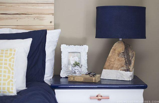 Diy Modern Rustic Wood Lamp Home Decor Lighting Furniture
