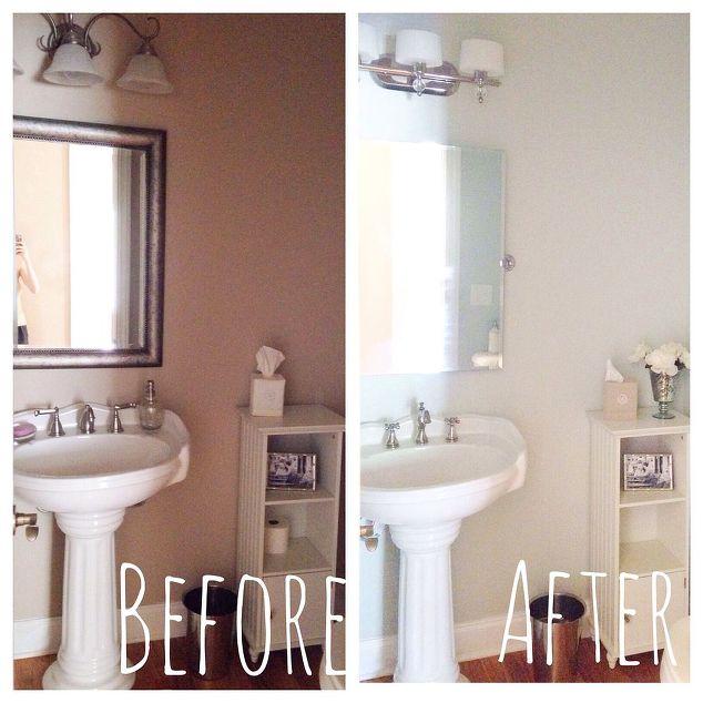 Minor Bathroom Remodel Hometalk - Minor bathroom remodel