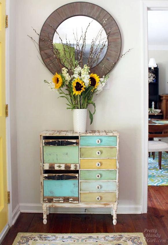 Rustic IKEA Hacked Cabinet   Hometalk