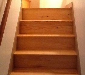 Q Reconditioning Or Refinishing Wood Staircase, Foyer, Painting, Stairs,  Woodworking Projects,