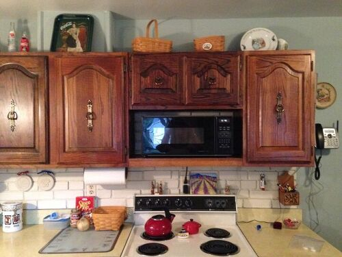 Working With Almond Colored Appliances Hometalk