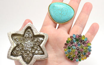 DIY Drawer Knobs From Just About Anything!