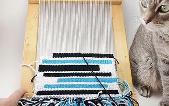 Inexpensive DIY Loom