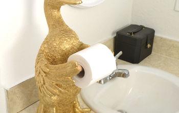 Golden Goose TP Holder