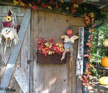 gardening coop transforming summer fall