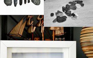 crafts pebble art fish relic, crafts, home decor
