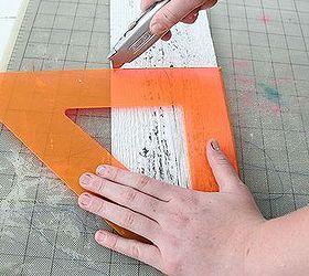 Wall Decor Peel Stick Wallpaper Faux Wood Planking, Diy, Wall Decor
