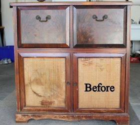 Refinishing Old Radio Cabinets | memsaheb.net