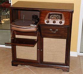 Restoring Antique 1949 Admiral Record Player | Hometalk