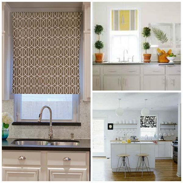 Small Kitchen Window Treatments Hometalk