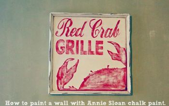 How to Paint Your Walls With Annie Sloan Chalk Paint