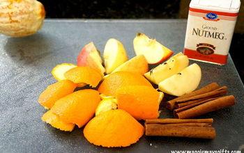 Natural, Crock Pot Air Freshener