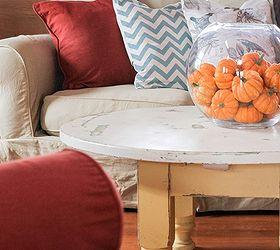 fall living room in a log home hometalk rh hometalk com