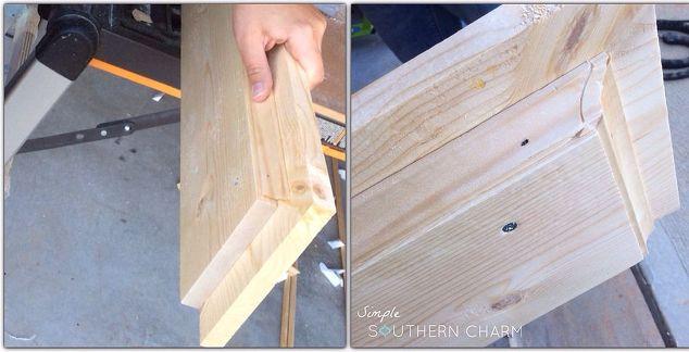 Mantel Shelf Diy Crafting