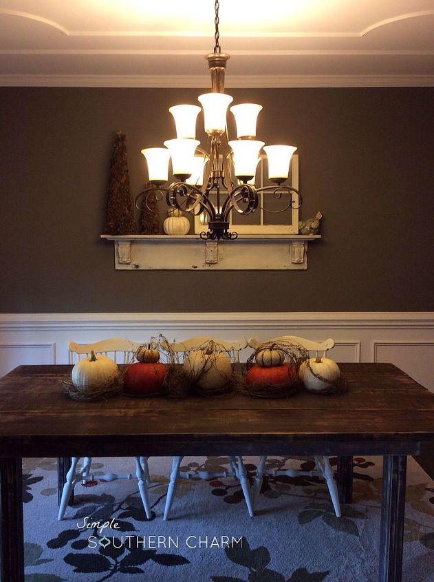 diy mantel shelf hometalk. Black Bedroom Furniture Sets. Home Design Ideas