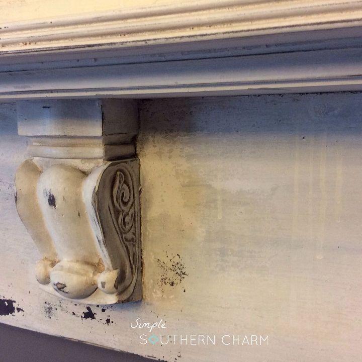 diy mantel shelf, diy, fireplaces mantels, home decor, shelving ideas