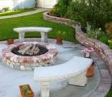 enhance the beauty of your yard with hardscape features, landscape