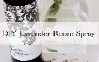 cleaning tips lavender linen spray, cleaning tips