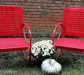 painted furniture vintage lawn chair reno outdoor furniture painted furniture & Painted Vintage Lawn Chair Reno | Hometalk