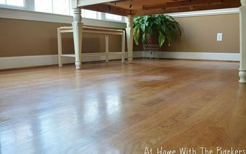 what i use to shine my hardwood floors, cleaning tips, flooring, hardwood floors, home maintenance repairs
