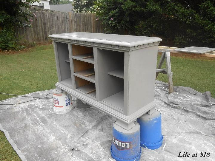 New Life For A Dining Room Buffet Ideas Painted Furniture